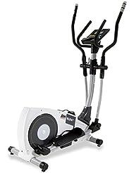 BH Fitness i.NLS14 Top G2356I - Crosstrainer - Ellipsentrainer - 12Kg Schwungrad - 36cm Schrittlänge -Magnetisches Bremssystem - iOS / Android kompatible