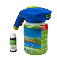 Zooarts Household Seeding System Liquid Spray Seed Lawn Care Grass Shot Pro (Without Seed)