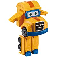 Super Wings - Poppa figura transformable Super Wings (ColorBaby 85218)
