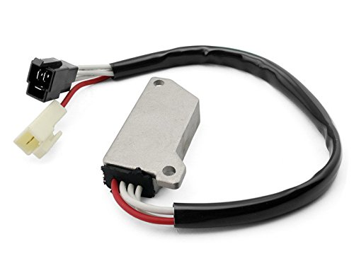 Motorrad-Zubehör Spannungsgleichrichter Reglereinheit Ersatz fit für Yamaha XV700 XV 700 VIRAGO 1986 1987 (Yamaha Virago 700 Zubehör)