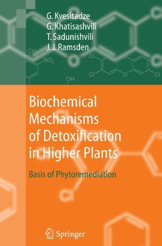 Biochemical Mechanisms of Detoxification in Higher Plants: Basis of Phytoremediation by George Kvesitadze (2009-11-23)
