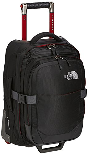 The North Face Overhead Bagage à roulettes Tnf Black