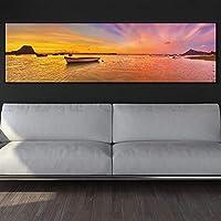 arte de la pared pintura lienzo pintura imagen Vista al mar imagen de pared paisaje Marino impresión lienzo y psters imagen arte e decr