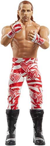 WWE GCB82 - 15 cm Basis Figur Shawn Michaels (Wwe Mattel Figuren)