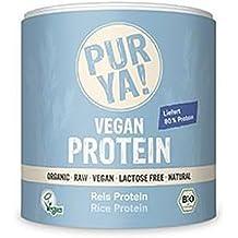 Purya Proteína Vegetal 100% Arroz Ecológica ...
