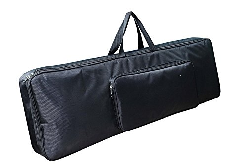 Mexa Padded Bag Recommended For Akai Professional MPK MINI MKII 25-Key Ultra-Portable USB MIDI Keyboard and Pad Controller  available at amazon for Rs.1099