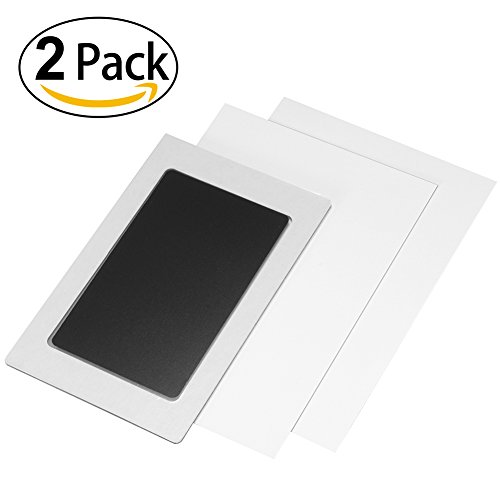 PChero Baby Handprint und Footprint Ink Pads + Paw Print Ink Kits - 2er Pack - Ink-pad-kit