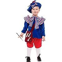 Costume di Carnevale da Giotto Prestige Vestito per Neonato Bambino 0-3  Anni Travestimento Veneziano 8d115a31a540