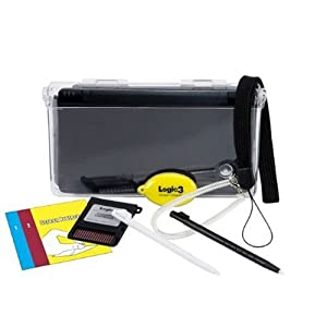 Nintendo DSi – Survival Kit Acryl Case 8 in 1 Zubehör Set