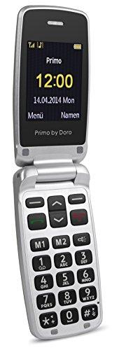 Doro Primo 405 Telefono Cellulare, Beige