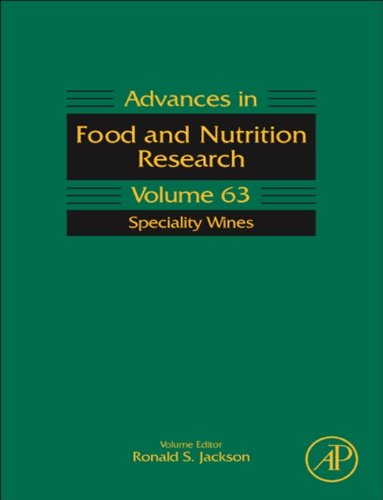 Speciality Wines (Advances in Food and Nutrition Research Book 63) (English Edition)
