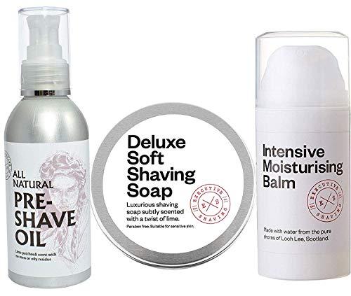 Executive Shaving Essentielle Rasage Humide Kit