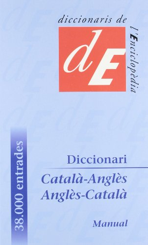 Diccionari Català-Anglès / Anglès-Català, manual (Diccionaris Bilingües) por M. Folia