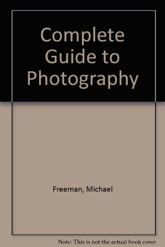 Complete Guide to Photography (Film Cell-kunst)