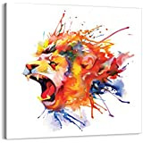 Cuadro sobre lienzo - de una sola pieza - Impresión en lienzo - Ancho: 40cm, Altura: 40cm - Foto número 2885 - listo para colgar - en un marco - AC40x40-2885