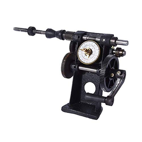 ExcLent Nz-5 Manual Winding Machine Dual-Purpose Hand Coil Counting Machine Winder Multifunctional Tools
