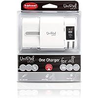 Hähnel UniPal Plus Chargeur Blanc