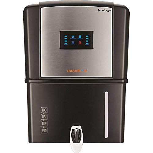 Hindware Moonbow Achelous 9-Litre RO+UV+UF Water Purifier
