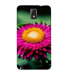 EPICCASE Pretty flower Mobile Back Case Cover For Samsung Galaxy Note 3 (Designer Case)