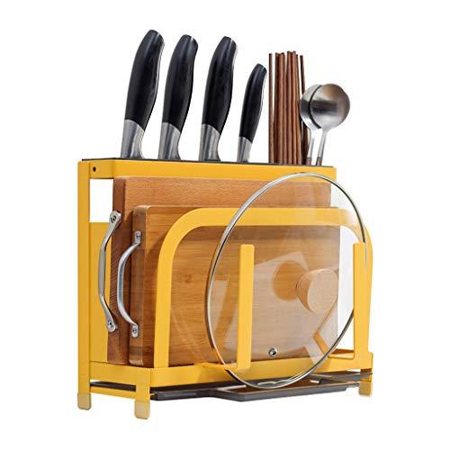 QIQI-CHUJU Estante De La Cocina Estante De Artefactos De Almacenamiento De Palillos...