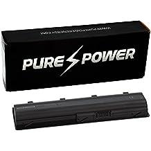 PURE⚡POWER® PLUS Batería del ordenador portátil para HP Pavilion DV3-4130ss con las células originales de Samsung SDI (10.8V, 5200 mAh, negro, 6 celdas)