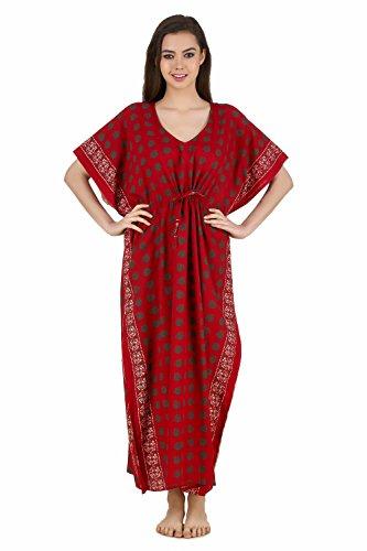 Masha Women's Cotton Kaftan NT-A63-602