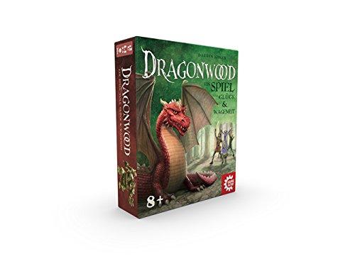 Game Factory Dragonwood Niños y Adultos Estrategia - Juego de Tablero (Estrategia, Niños y Adultos, 20 min, Niño/niña, 8 año(s), Caja)