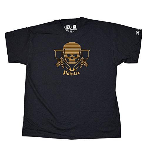 spray-painter-sprayer-t-shirt-m-black-yellow-logo