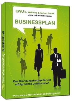 Businessplan Vorlage für Messebau