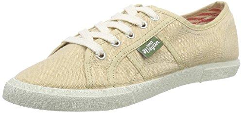 Jonny`s Vegan Wakanda Damen Sneakers Beige (Marron)
