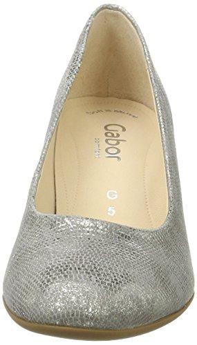 Gabor Comfort, Escarpins Femme Gris (argento 30)