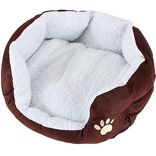 NaiCasy Hundebett für Haustiere, sehr weich, bequem, für Katzen/Hunde, warm -