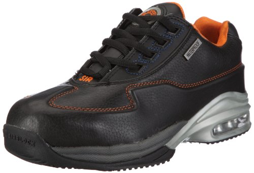 Sir Safety Airblock Prisma 21002402 - S3, Scarpe antinfortunistiche donna Nero (Schwarz)