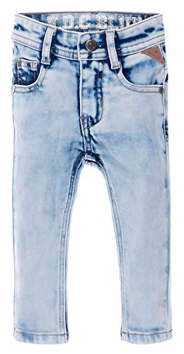 Skinny Super Zulaufendes Bein (Feetje Coole, helle Skinny Jeans aus Power Stretch Denim in Stoned Blue Boys 1273 (86))