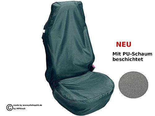 Auto Werkstattschoner Autositzschoner Schonbezug Sitzschoner KFZ Polyester Plus robust und rutschfest