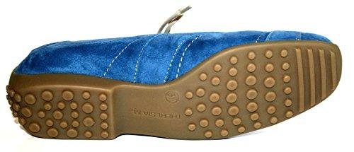 Theresia Muck by Naot Hoshi M61516 Damen Schuhe Halbschuhe Sommerschuhe Blau (ozean 809)