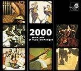 Deux mille ans de musique (coffret 10 CD) [Import anglais]