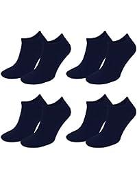 Tommy Hilfiger, Calcetines para Hombre (Pack de 4)