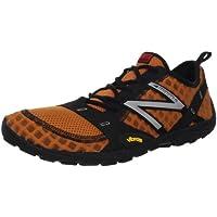 New Balance, Sneaker uomo Multicolore Arancione/Nero
