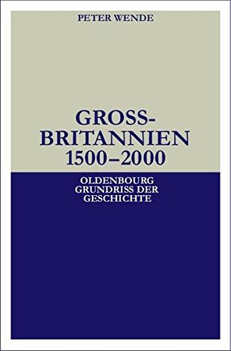 Großbritannien 1500-2000