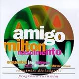 Songtexte von Milton Nascimento - Amigo