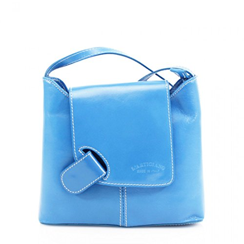 Craze London, Borsa a tracolla donna S Blue