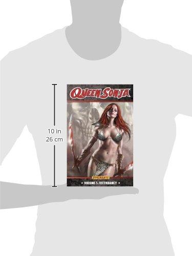Queen Sonja Volume 5: Ascendancy (Queen Sonja 5)