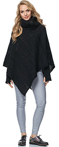 Merry Style Poncho Donna MSSE0038