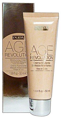 PUPA Age Revolution Crema Idratante Bellezza Istantanea 50ml - viso e collo