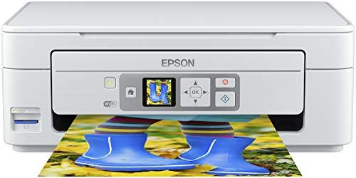 Expression Home XP-355 Con su pantalla LCD de 3,7 cm y una ranura para tarjetas de memoria, esta asequible y elegante impresora multifunción compacta ofrece funcionalidades que van mucho más allá de lo básico. Gracias a la tinta Claria Home, sus copi...