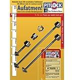 Pitlock Schnellspannachsen Set 02