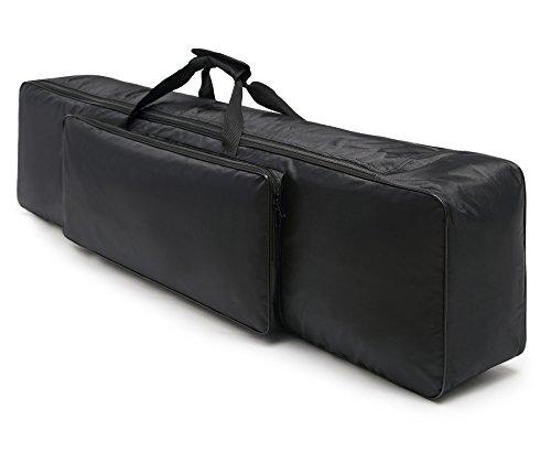Dauerhaft Keyboard Gig Tasche, Multifunktionale zu Schützen und Lagerung oder Reisen mit Ihrer Tastatur / Geeignet für die Meisten 88 Tasten Elektronische Tastatur & Digital Pianos