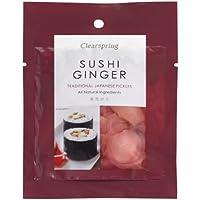 Clearspring Ginger Para Sushi 105 Gr