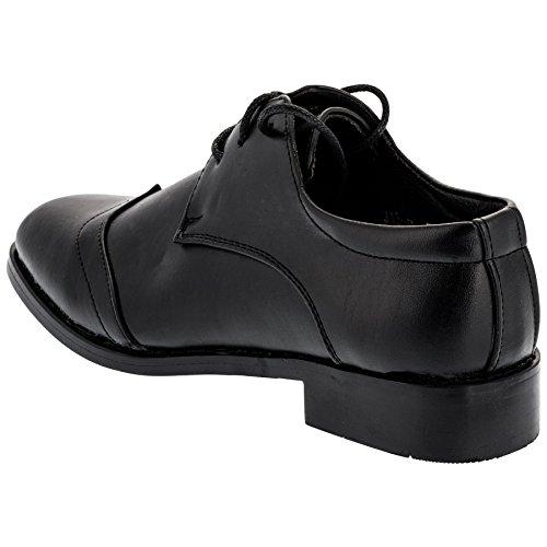 Élégantes garçon chaussures en différentes variantes et couleurs #717 Schnür 1